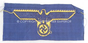 GERMAN NAVY M35 BREAST EAGLE/NATIONAL EMBLEM.