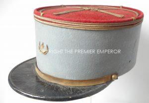 FRANCE. Mod.1935 LIEUTENANT du 4th TIRAILLEURS TUNISIENS KEPI.