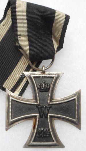 GERMAN IRON CROSS 2nd CLASS 1914.(GREAT WAR)