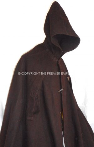 FRANCE SCARCE.MANTEAU A CAPUCHON MODELE 1935.