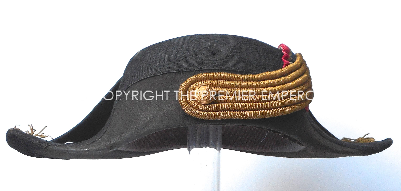 brand new 1057d 473ce FRANCE. NAVAL OFFICERS DRESS BI-CORNE DE MARINE HAT. Circa.1890-1914 –  Relic Militaria – Military Antiques and Memorabilia
