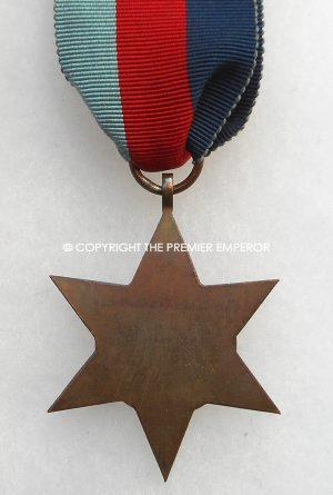 BRITISH 1939/45 STAR. (WORLD WAR TWO)