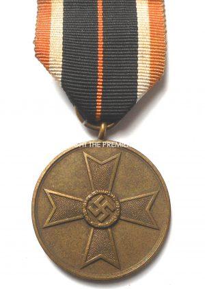 German.War Merit medal Circa.1939 (Kreigsverdienstmedaille).