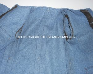 France. Childs Horizon blue tunic of the French Colonial Infantry.Circa.1920's/1930's