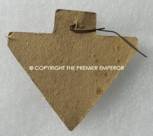 France Libre (Free French) supporters badge.Circa.1944/45