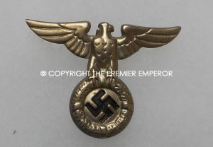 German Early SA/SS Kepi/cap National emblem.Circa.1930's