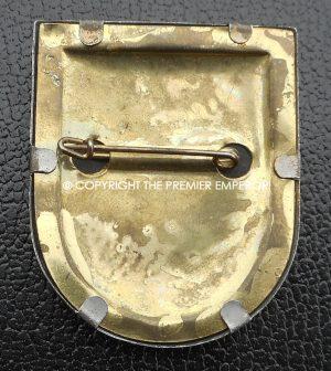 German Tinnie/Day badge Gau-Tag Sud Hannover Braunschweig Circa.1938