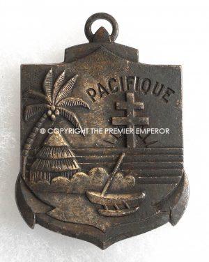 France. Régiment d'Infanterie de Marine du PACIFIQUE.