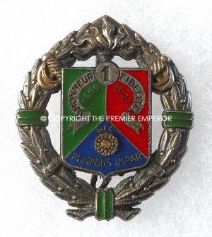 French Legion étrangère.1st Regiment Etranger de Cavalerie(1st R.E.C.)