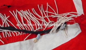 German Podium drape.(N.S.D.A.P.) Circa.1930's/1940's