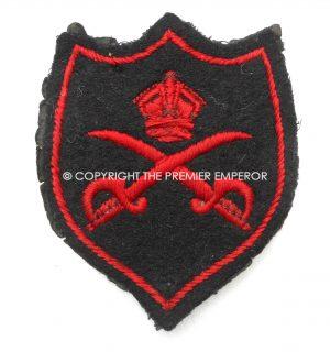 British Army & Commando Physical Training Instructors insignia.Circa.1939/45