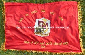 North Vietnamese Banner Circa.1964.