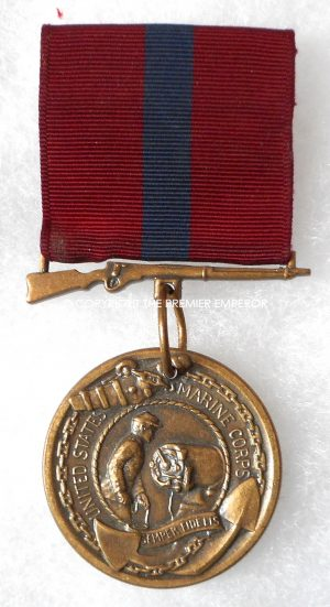 United States of America Marine Corps Good Conduct medal.