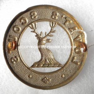 British Lovat Scouts cap badge.Circa.1903-1920