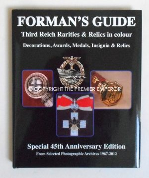 THIRD REICH PERIOD MILITARIA & RELATED ITEMS 1922-1945