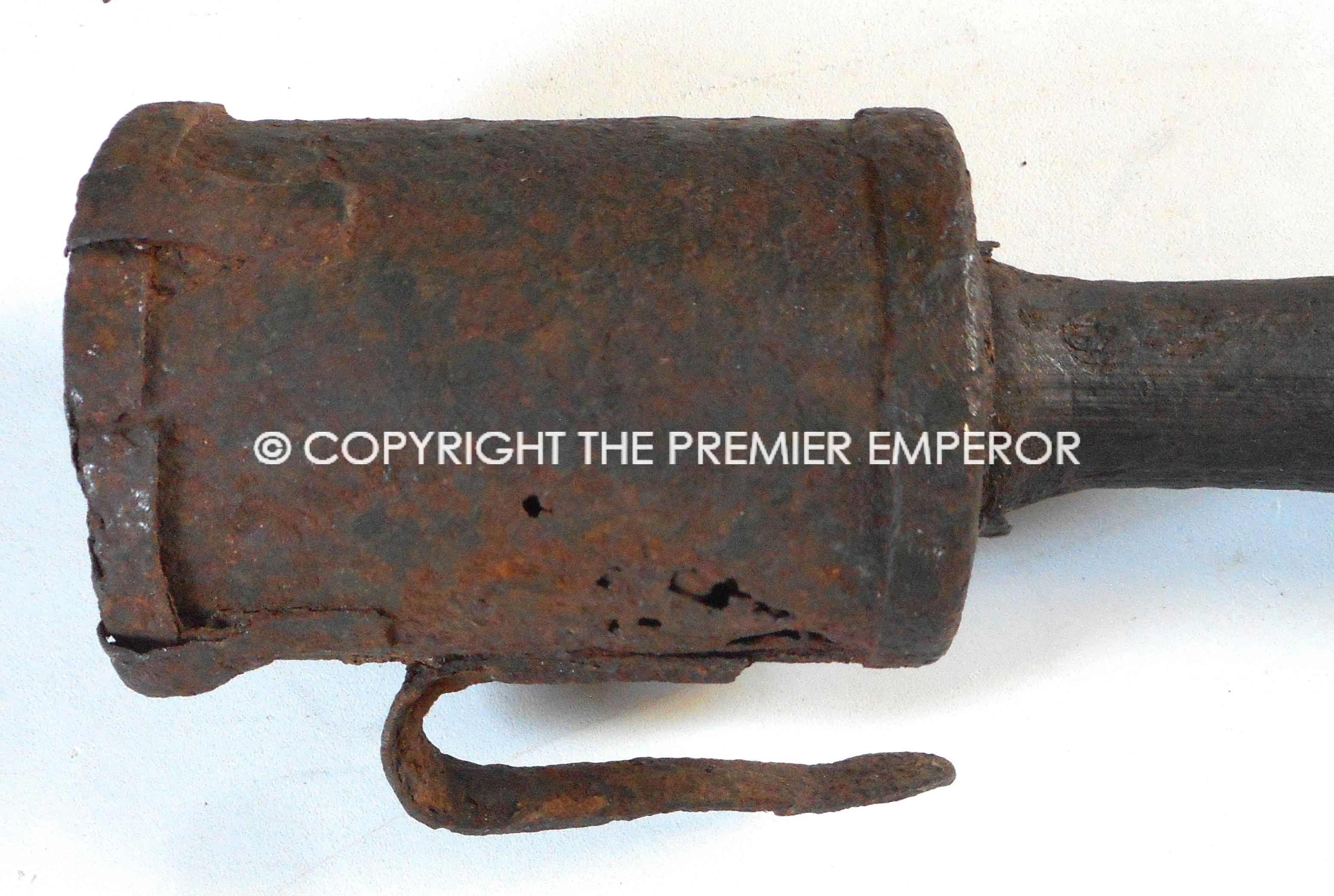 German Great War 1914/1918 Battlefield Relic Stick Grenade Circa 1915/18  (Totally Inert)