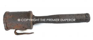 German Great War 1914/1918 Battlefield Relic Stick Grenade.Circa.1915/18 (Totally Inert)