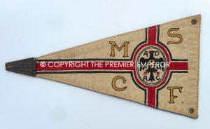 German. A.D.A.C. Marine pennant.M.S.C.F. Circa.1930's