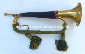 France Great War 1914/1918 Chasseurs/Infantry bugle.