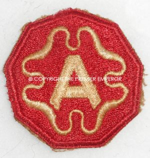 United States of America. 9th Army Group patch.Circa.1939/45