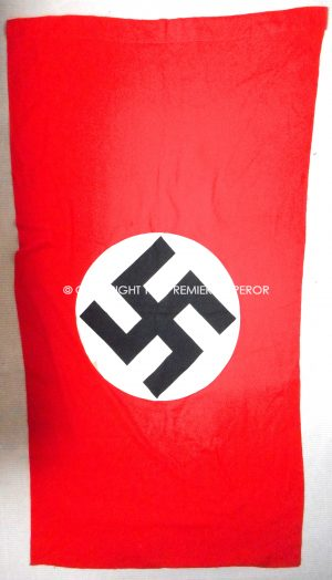 German. N.S.D.A.P.(National Socialist German Workers Party) flag. Circa.1930's/40's