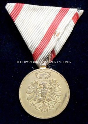 Austria. Great War Defence of the Tyrol medal.1914 1918