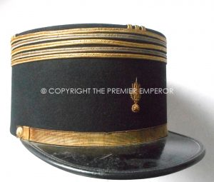 France: Colonel of the Genie(Engineers) kepi.Circa.1930's/40's
