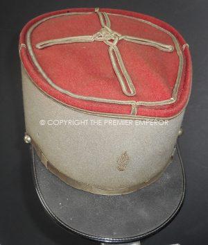 France: Chasseurs D'Afrique Officer's Kepi.Circa.1930's/40's